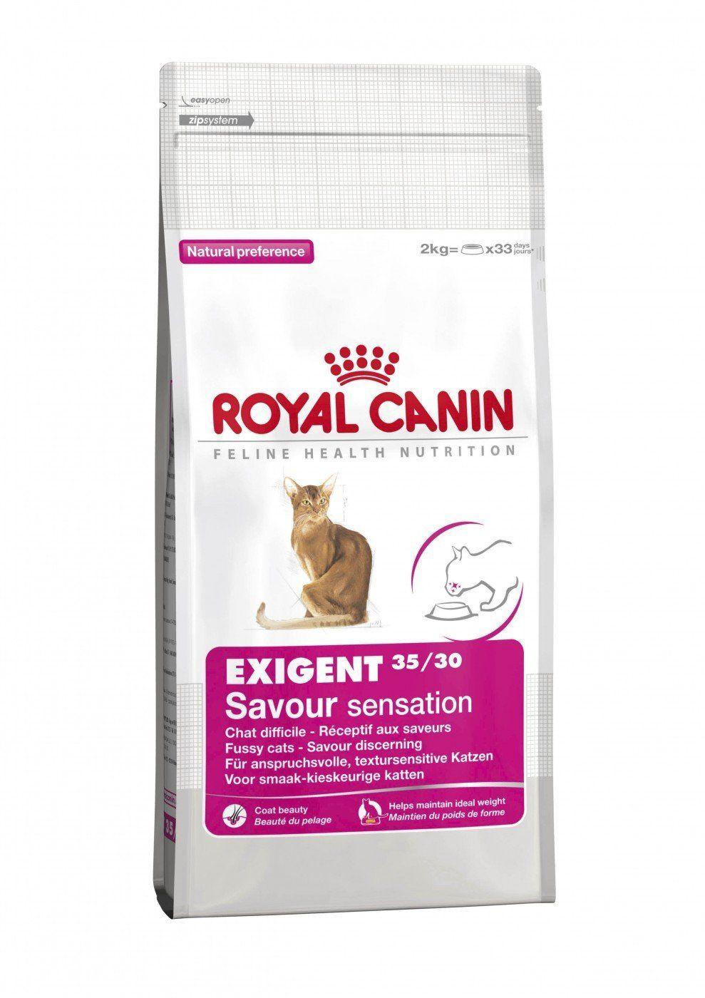 Royal Canin Exigent Savour Sensation 35 30 4kgs Read More At The Image Link Catfood Royal Canin Savor Sensation