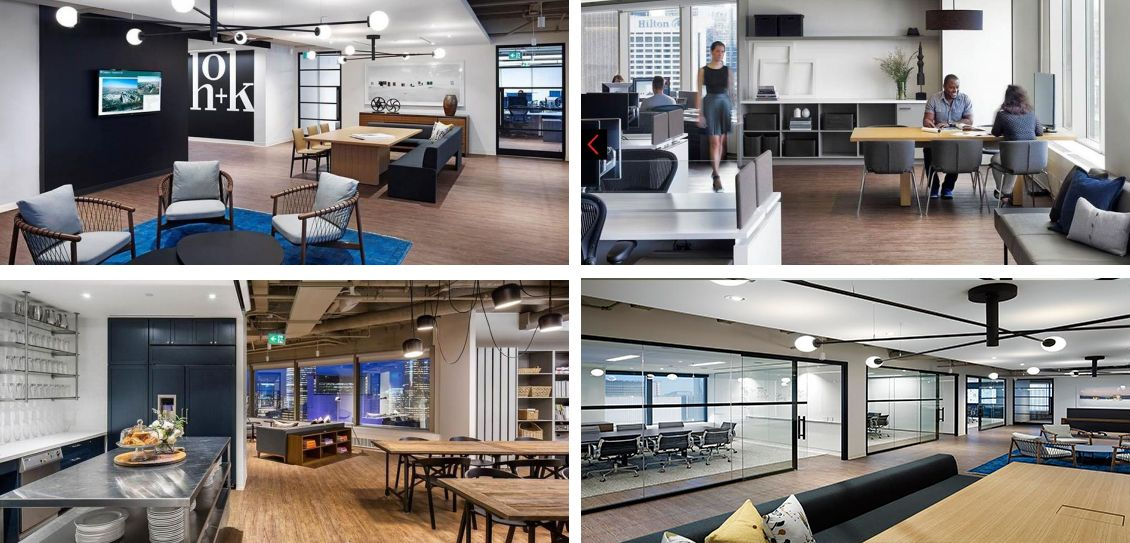 An Inside Look 11 Of The Best Office Spaces In Toronto Notable Ca Interior Design Canada Design Firms Interior Design