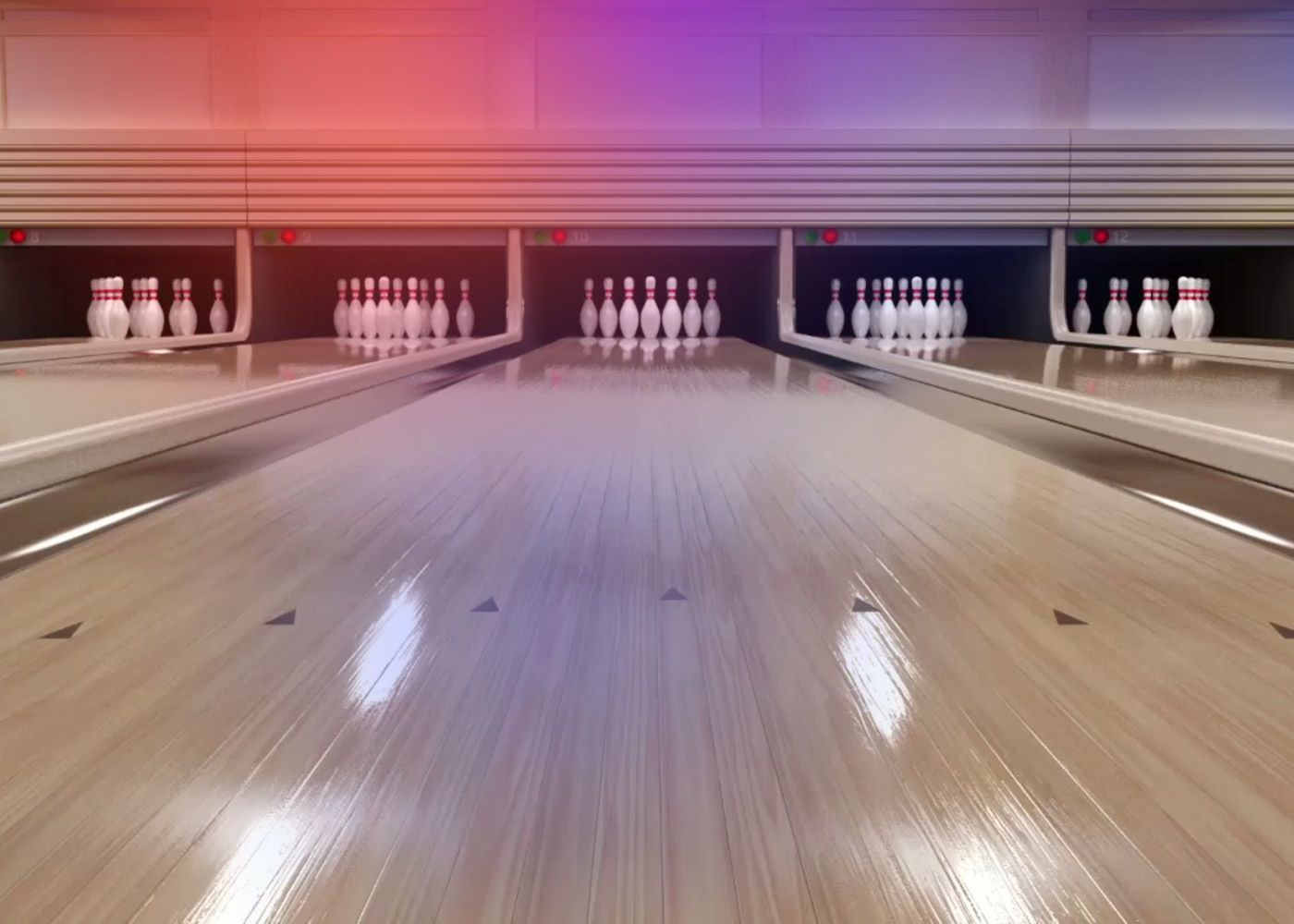 Rodeo Lanes Bowling in Clovis, CA. AMF Bowling Centers