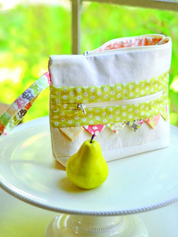 Mirabelle by Fig Tree « modafabrics | Sacs! | Pinterest