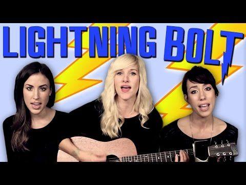 lightning bolt walk off the earth feat z a y a youtube