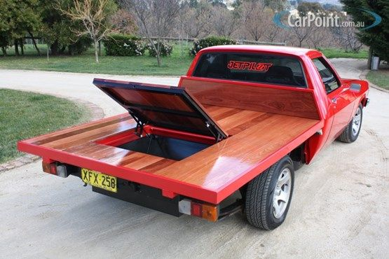 ◆ Visit MACHINE Shop Café... ◆ ~ Aussie Custom Cars & Bikes ~ 1976-77 HX Holden One Tonner                                                                                                                                                                                 More