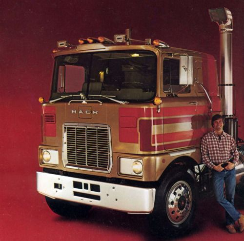Mack Cabover Cool Trucks Mack Trucks Big Trucks