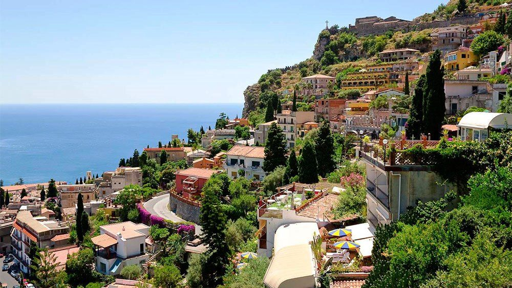 Taormina, Sicily (With images) Italy tourism, Travel