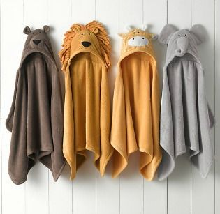 Holidazed #19: Animal Hooded Towel for your baby