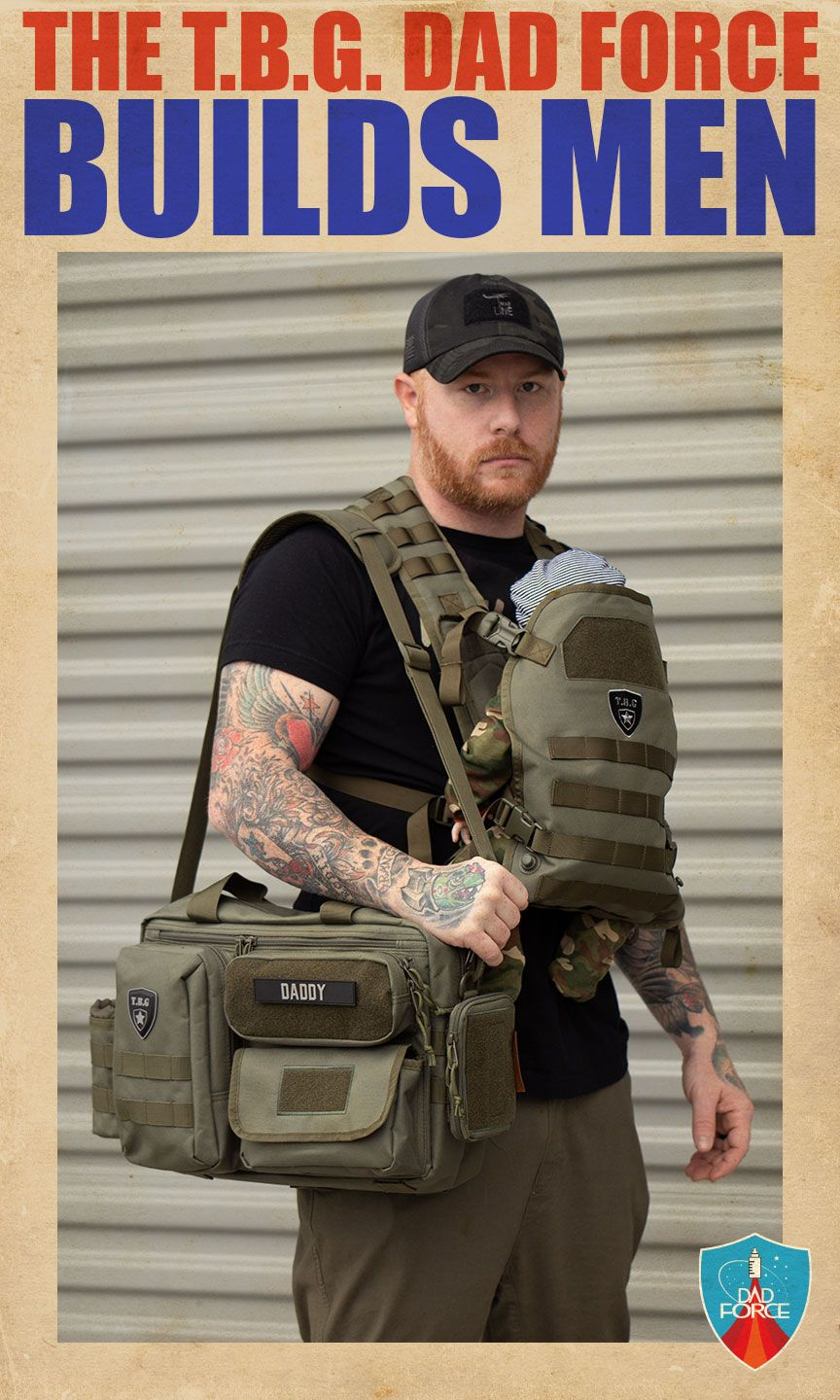 Infant Carrier Military Tactical Baby Gear Military Style Diaper Bags Backpacks