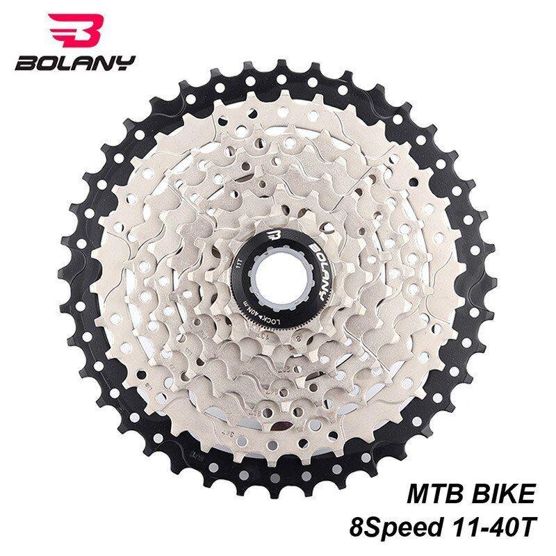 Bolany Bike Freewheel 8 Speed Gear Ratio 11 40t Mtb Mountain Bike