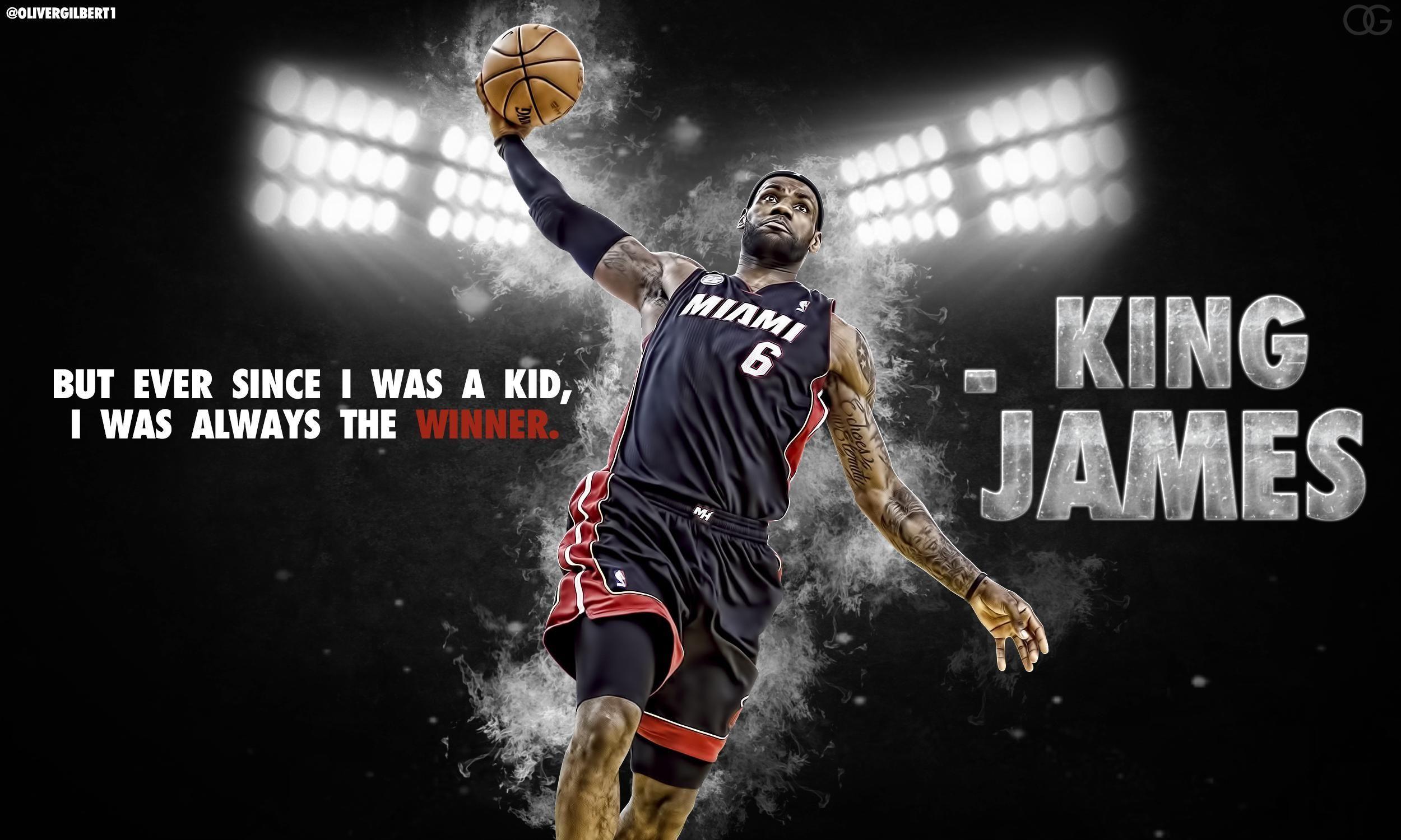 King James Wallpaper Lebron James Basketball Lebron James