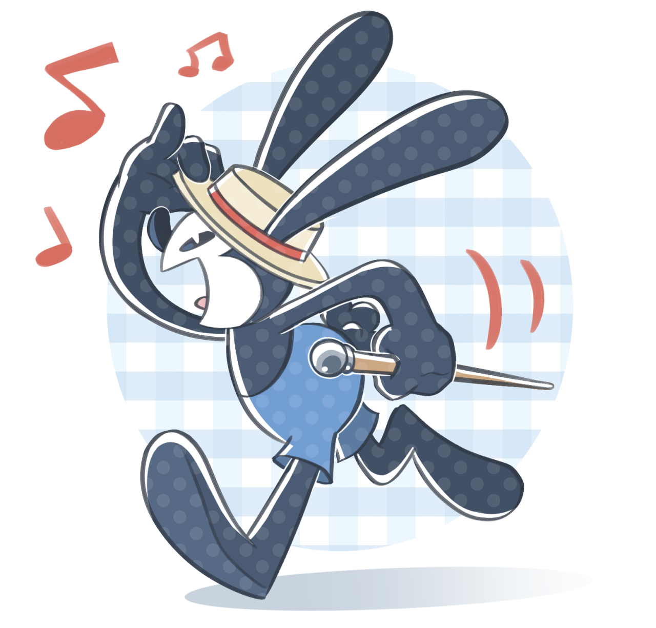 Oswald And Mickey Brothers