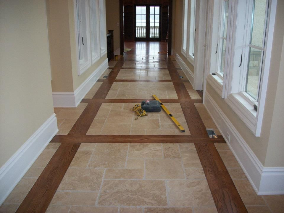 hallway transition to different color bedroom | New homes ...