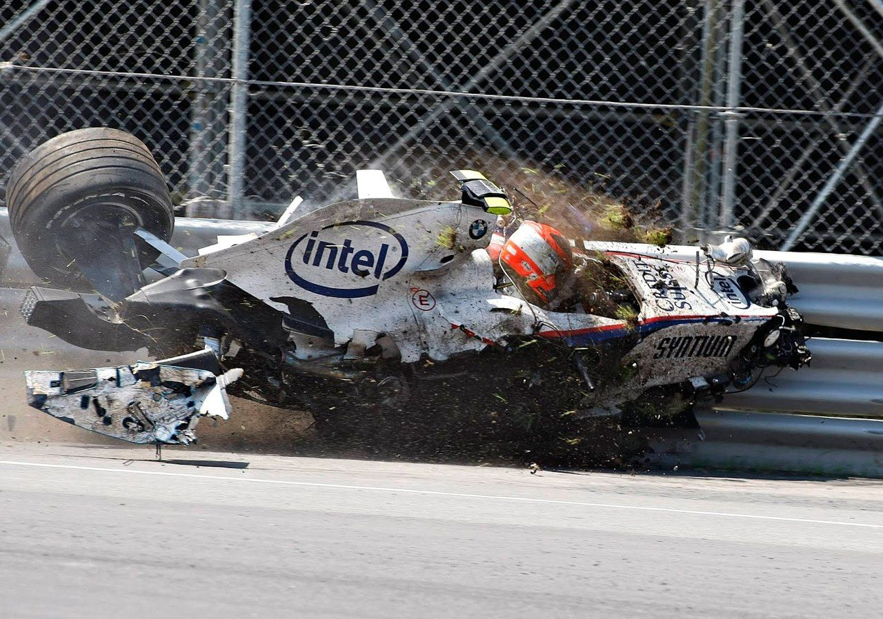 2007 Canadian Formula 1 Grand Prix Robert Kubica (BMW