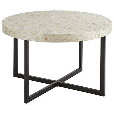 Round Gl Coffee Table