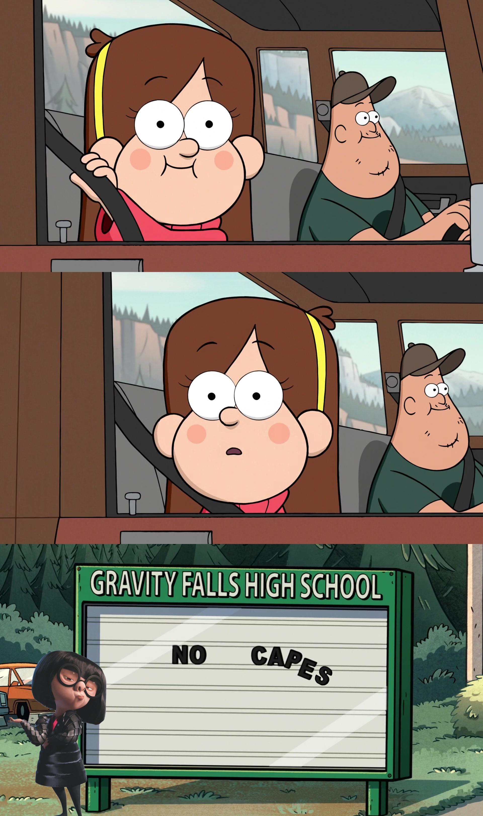 Mabel has an incredible realization   Gravity Falls ...