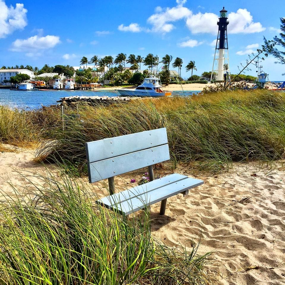 Patio Furniture Repair Pompano Beach Florida: This Is My Spot, Mid/walk Run, Where I Stop To Take It All