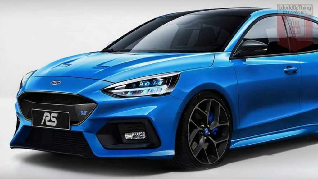 The 2019 Ford Fiesta St Rs Picture Release Car 2019