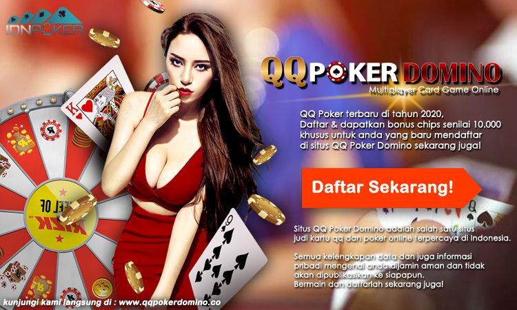 Qq Poker Terbaru Di Tahun 2020 Daftar Gratis Plus Bonus 10rb Poker Uang Kartu