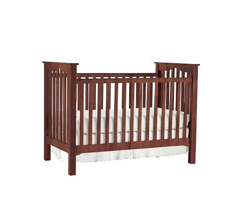 Kendall Low Profile Convertible Crib Cribs Best Crib