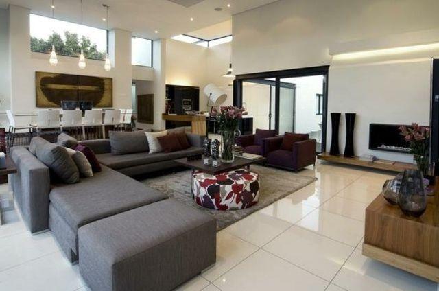 Décoration d\'intérieur salon- 135 idées en styles variés!