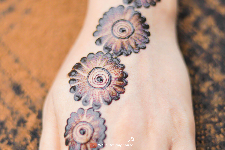 نقش الحناء الجميل البسيط أحدث تصميم نقش الحناء العربي للأيدي الخلفية 2020 Mehndi Designs Polynesian Tattoo Henna Mehndi