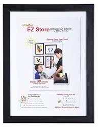 A4 Lil Davinci Art Cabinet Art Cabinet Art Display Kids