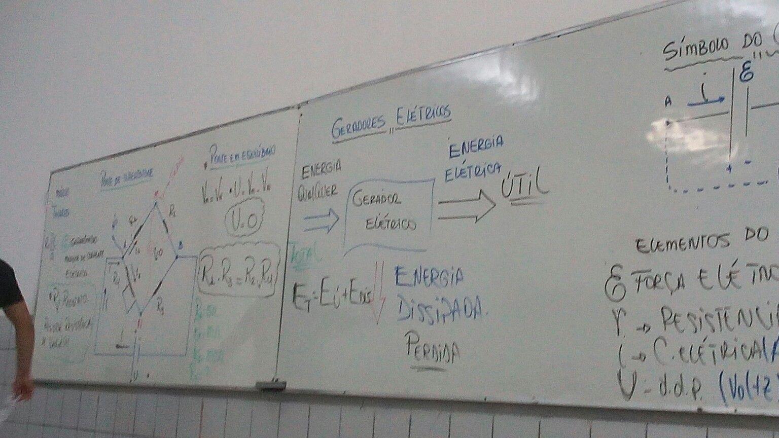 #Fisica: Gerador elétrico parte I