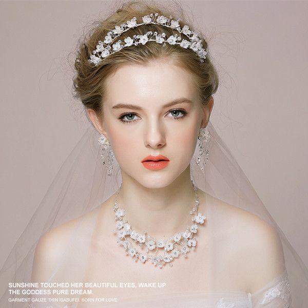 Unique Hair Accessories & Headbands Bridal hair