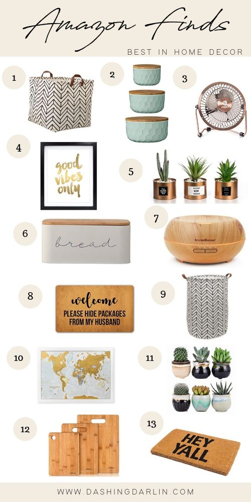 Photo of Amazon Unearths: The Easiest In House Decor – Rushing Darlin'