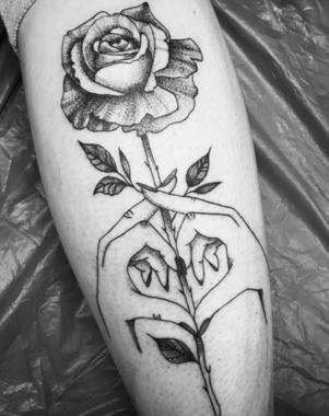 Rose Tattoo Single Rose Tattoos Rose Tattoo Sleeve Rose Shoulder Tattoo