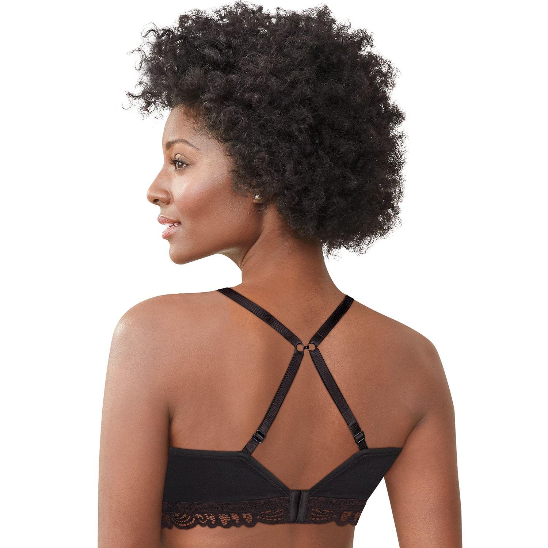 7e04f96b32 Bali  Bras  Lace Desire Convertible Wire Free Bra DF6592  Lace ...