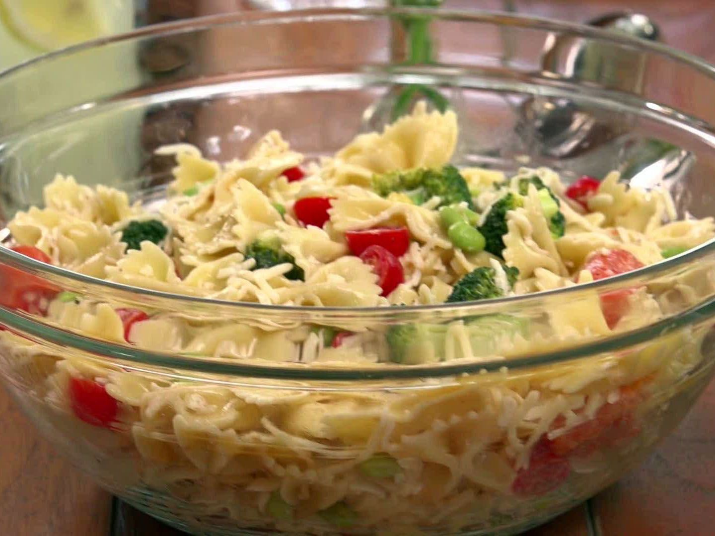 Bow Tie Pasta Salad Recipe Recipes To Try Pasta