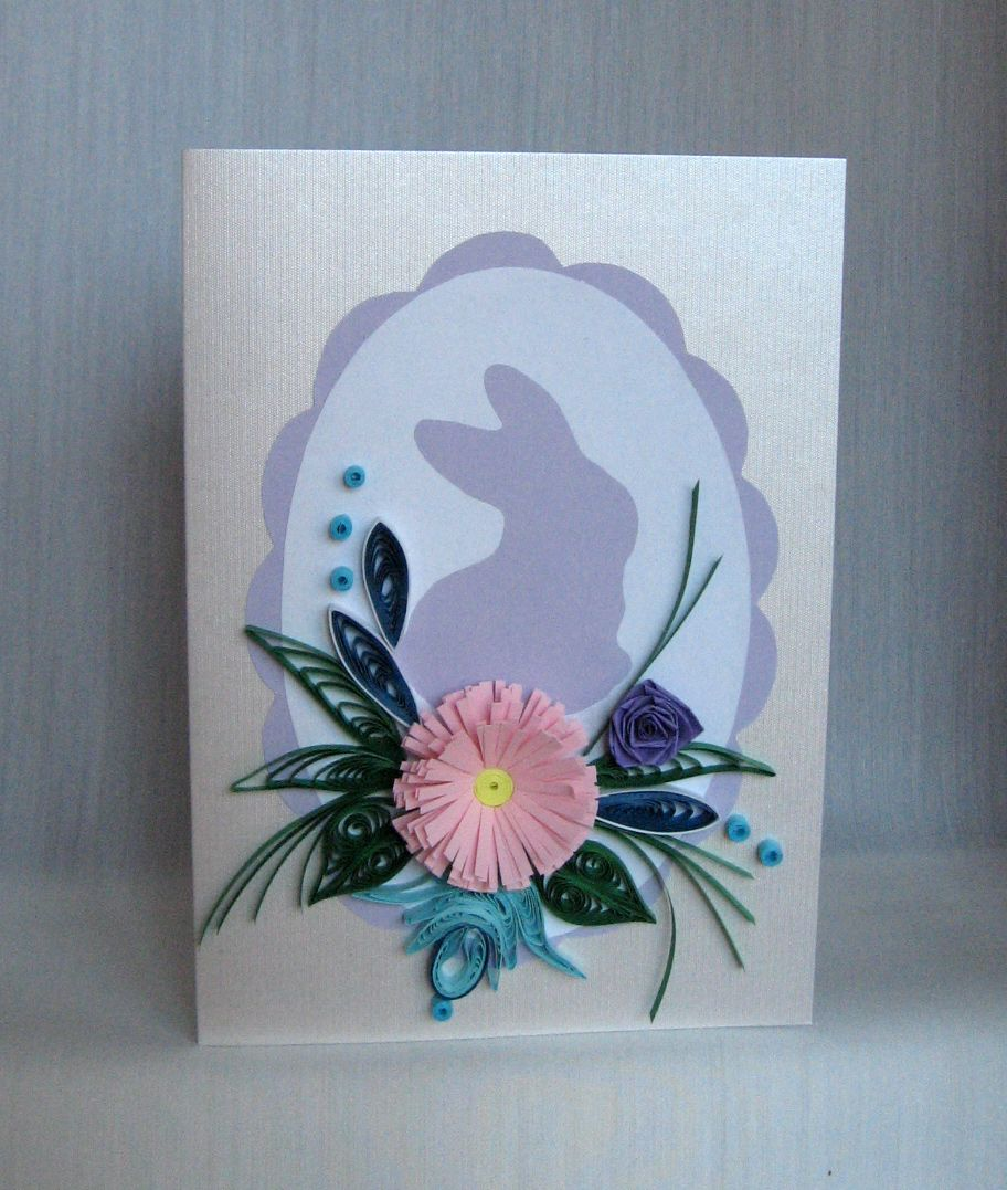 Quilling easter cards 3 felicitari de paste bunny is first quilling easter cards 3 felicitari de paste bunny is first mentioned in connection kristyandbryce Images