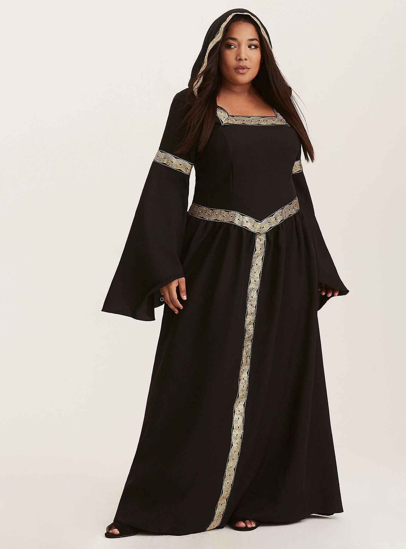 Leg Avenue Medieval Witch Halloween Outfit Torrid (Plus