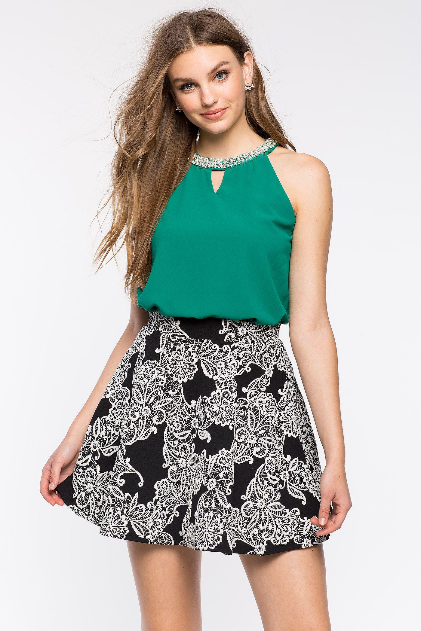 Блуза Размеры: S, M, L Цвет: изумрудный, белый Цена: 1285 руб.     #одежда #женщинам #блузы #коопт