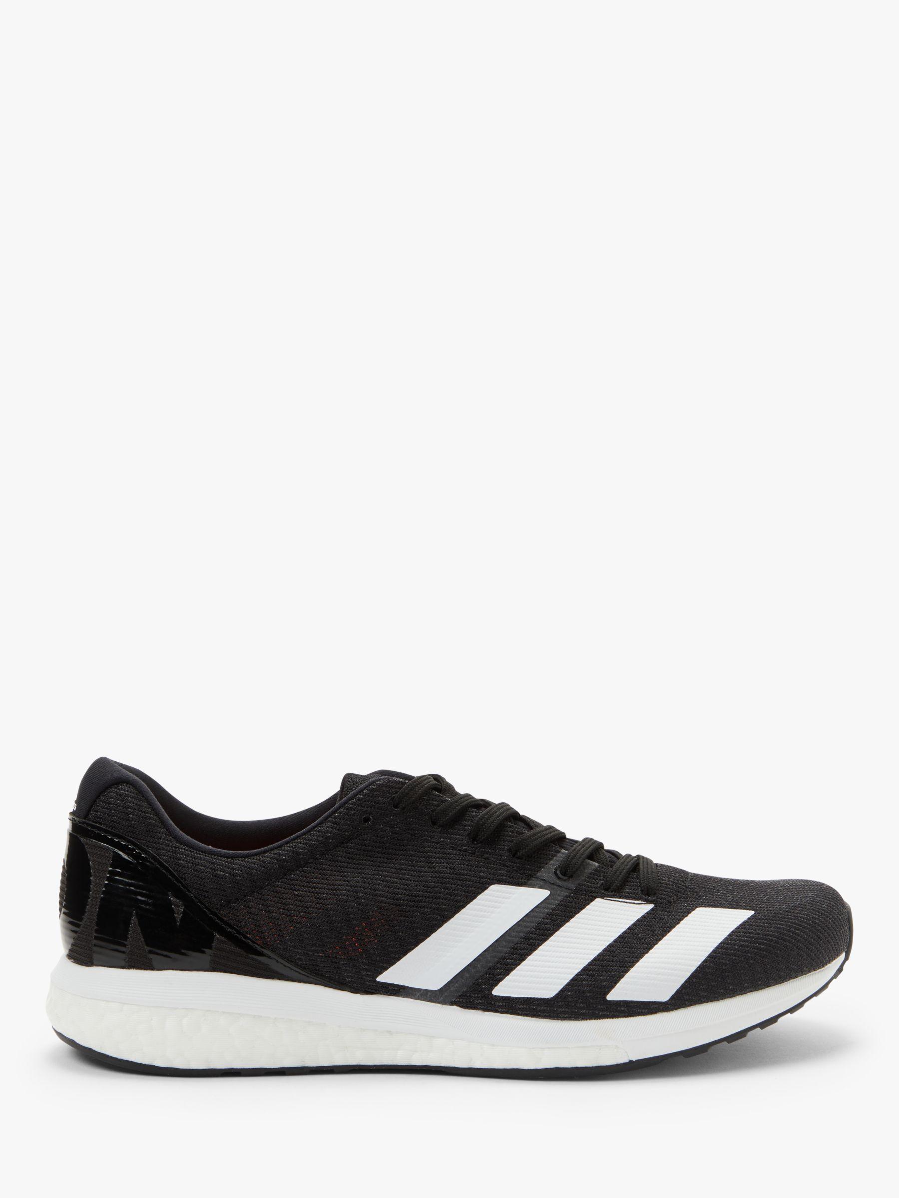 adidas Adizero Boston 8 Women's Running Shoes, Core Black