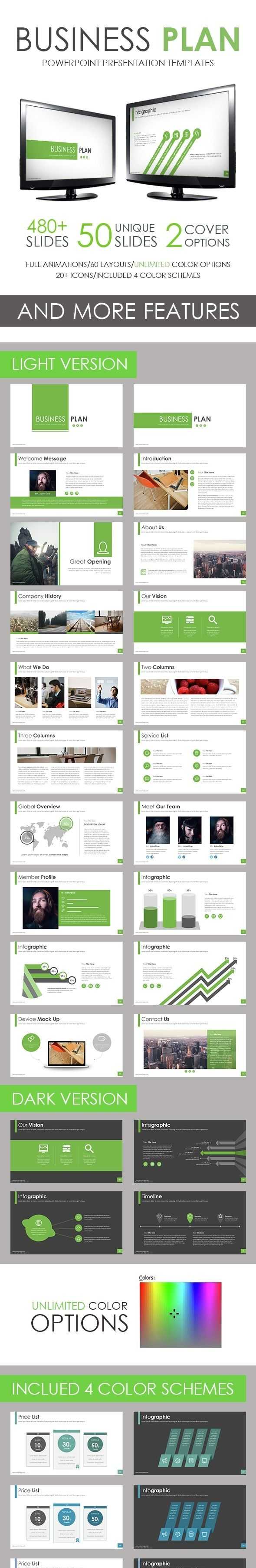 Business Plan Powerpoint Template Elegant Powerpoint Templates