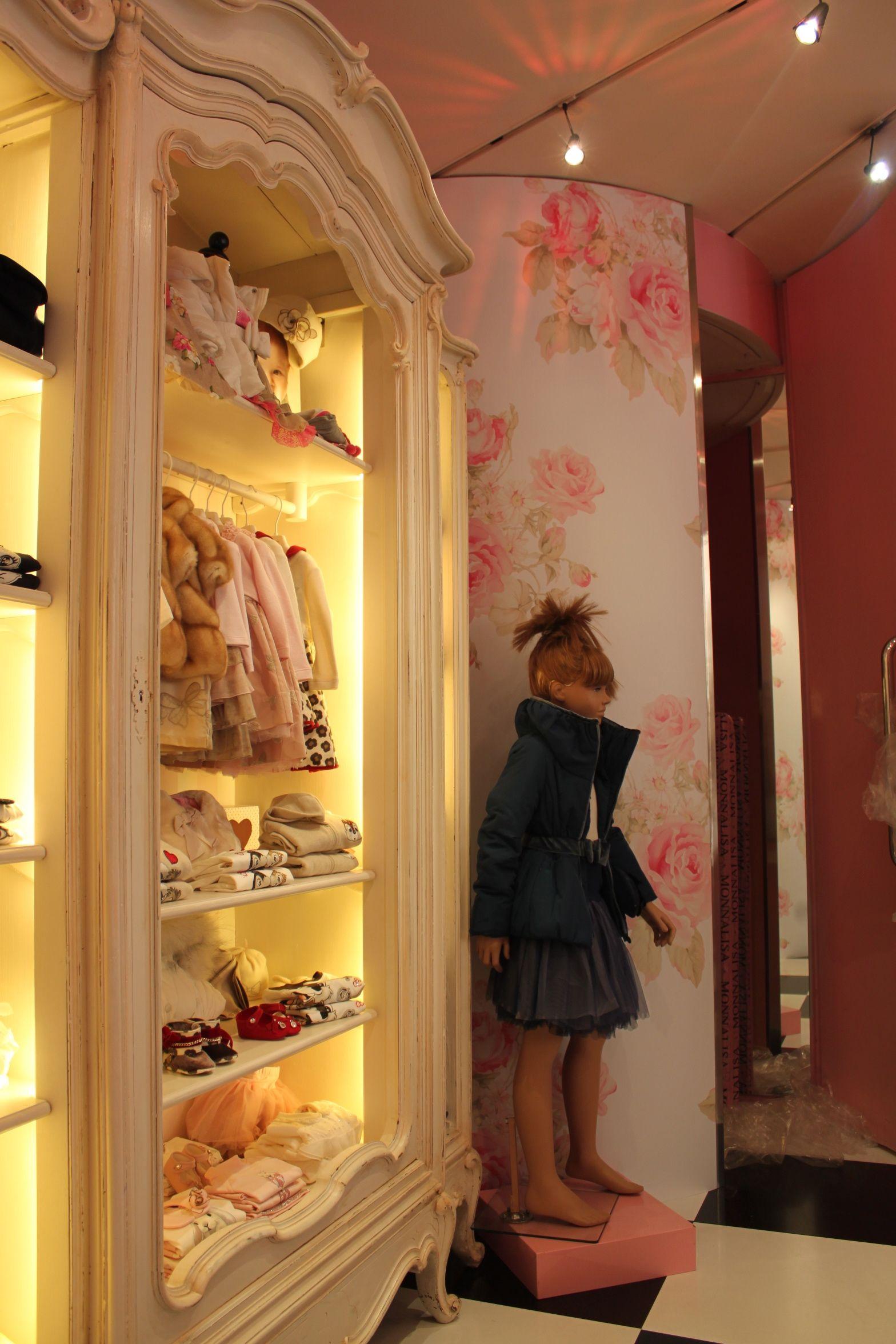 Luxury Children S Clothing Store Inferior Baby Shop