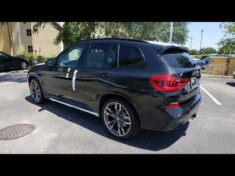 2018 BMW X3 M40i in Winter Park FL 32789 Our Videos