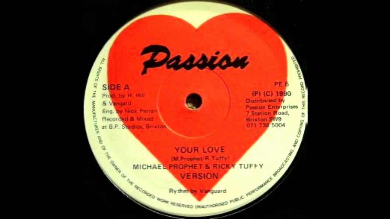 Michael Prophet Ricky Tuffy Your Love Roots Reggae Reggae Style Reggae Music