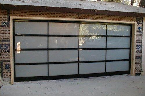 Pin By Anne Maley On Cabin Studio Glass Garage Door Garage Doors Doors