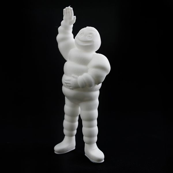 Michelin Man (Bibendum) for MyMiniFactory com  3D printed in
