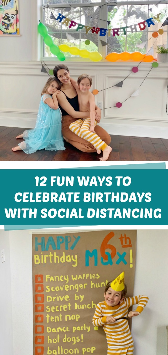 Social Distancing Birthday Ideas For Kids And Adults C R A F T Socialdistancing Birthdayideas In 2020 Indoor Birthday Toddler Birthday Party Kids Birthday