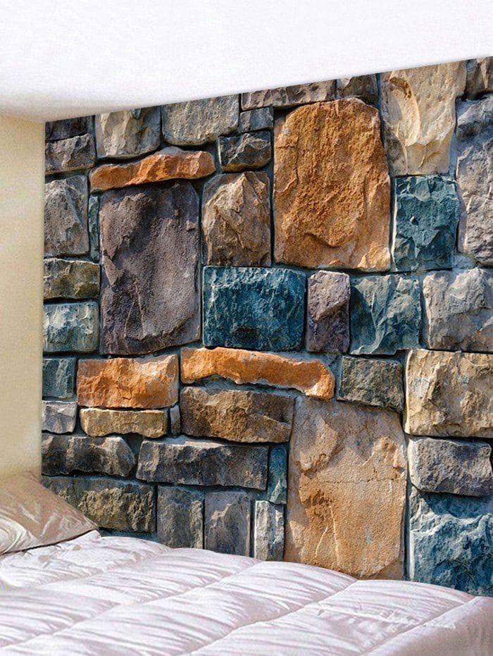 stones wall print tapestry wall art tapestry wall art on walls coveralls website id=59529