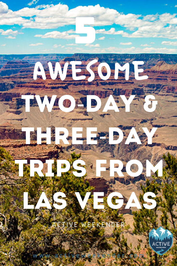 Discover the best long day trips for a week in Las Vegas. #daytrips #lasvegas #roadtrips #daytripideas #roadtripideas #lasvegastravel #lasvegasideas #lasvegasdaytrips #vegastravel #vegasdaytrips #usatravel #nationalparks #activeweekender #travelideas #cheaptravel #cheaptravelideas #outdorlifestyle #outdoorsy