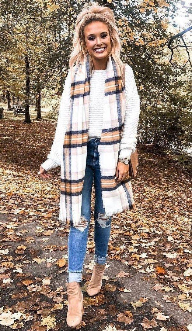 44 trendige Winter-Outfit-Ideen die begeistern 35