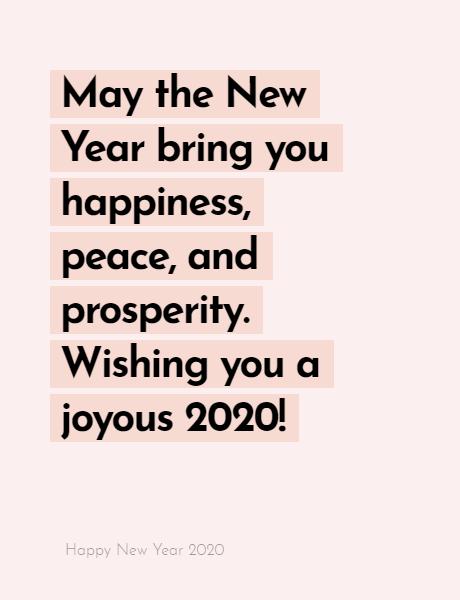 Happy New Year Wishes 2020 Happy New Year Wishes New Year Wishes Happy New Year