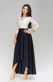 1956ed1b6 Resultado de imagen para outfits formales con faldas largas de noche ...