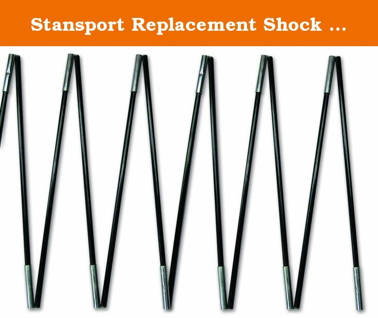 Stansport Replacement Shock Corded Fiberglass Tent Poles for and Tents Stansportu0027s Replacement Tent Poles are made of sturdy fiberglass and are ...  sc 1 st  Pinterest & Stansport Replacement Shock Corded Fiberglass Tent Poles for 722 ...