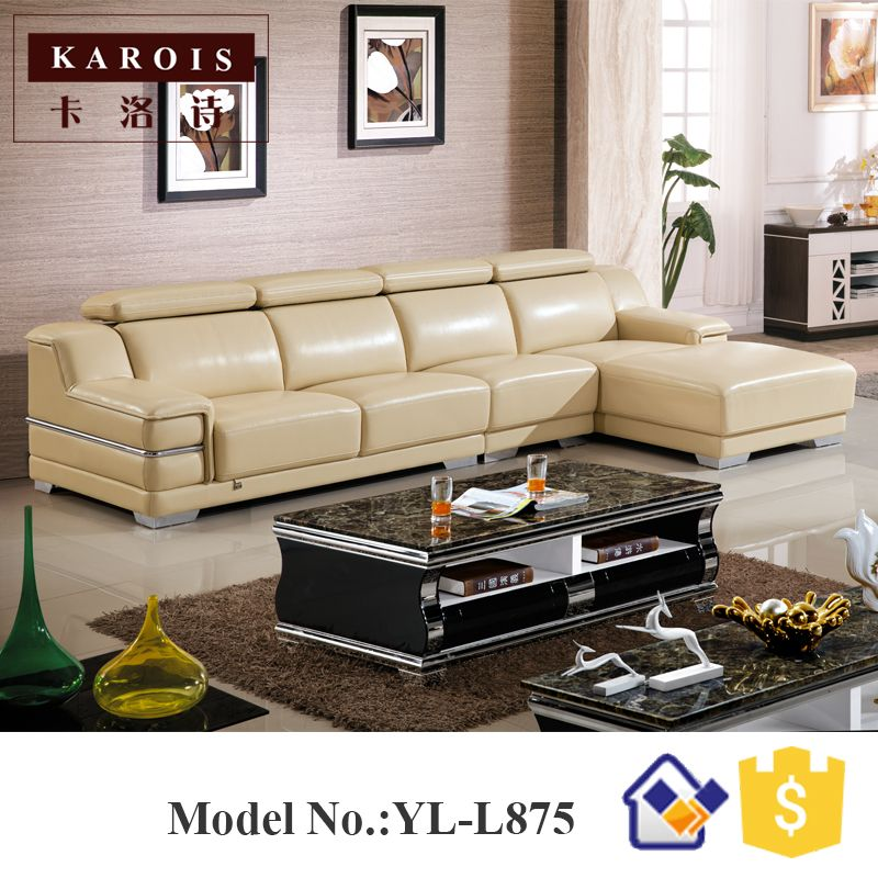 Us 995 00 Karois Rozel Leather Sofa Malaysia Model Furnitures