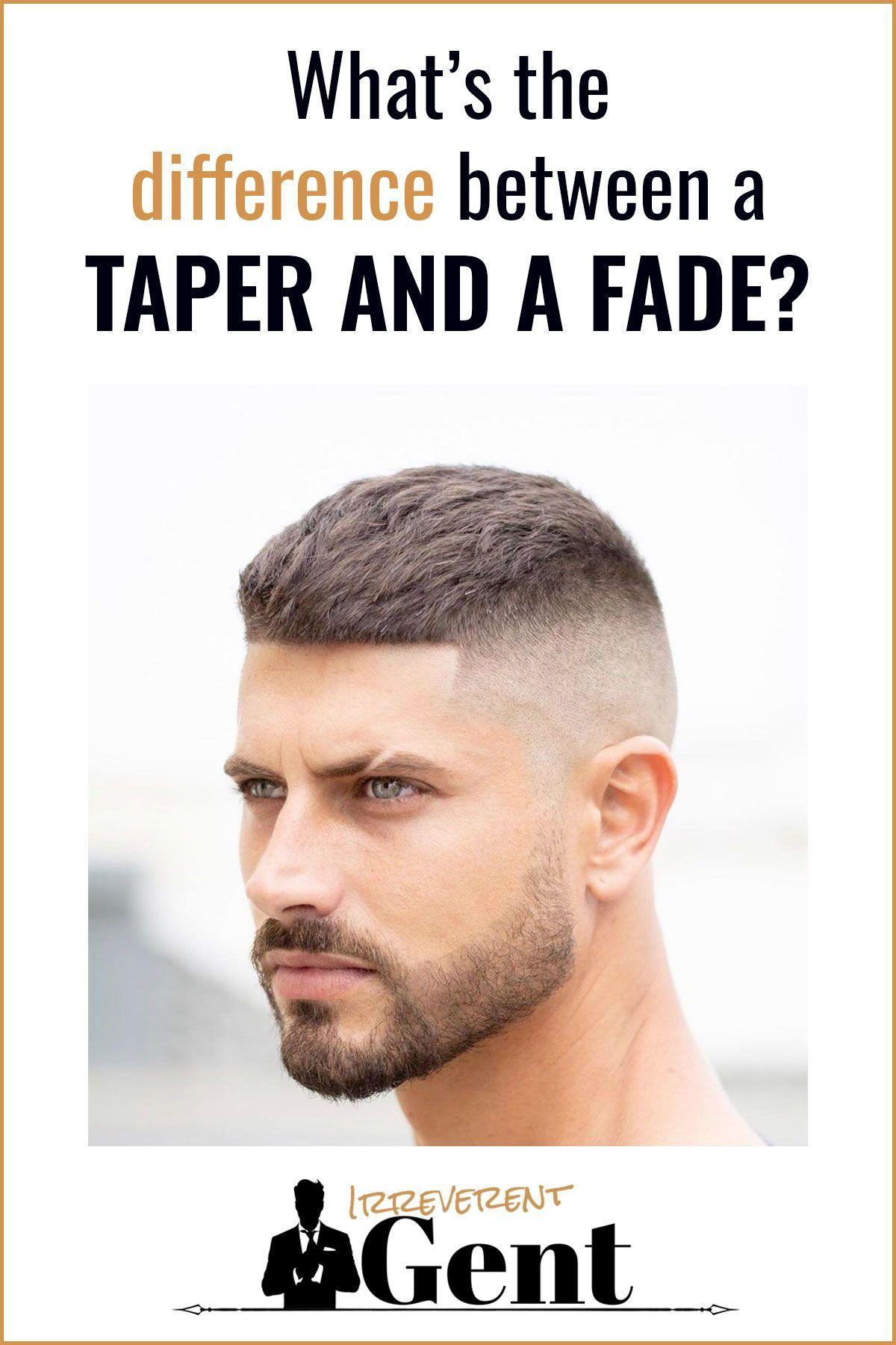 21+ Taper vs fade inspirations
