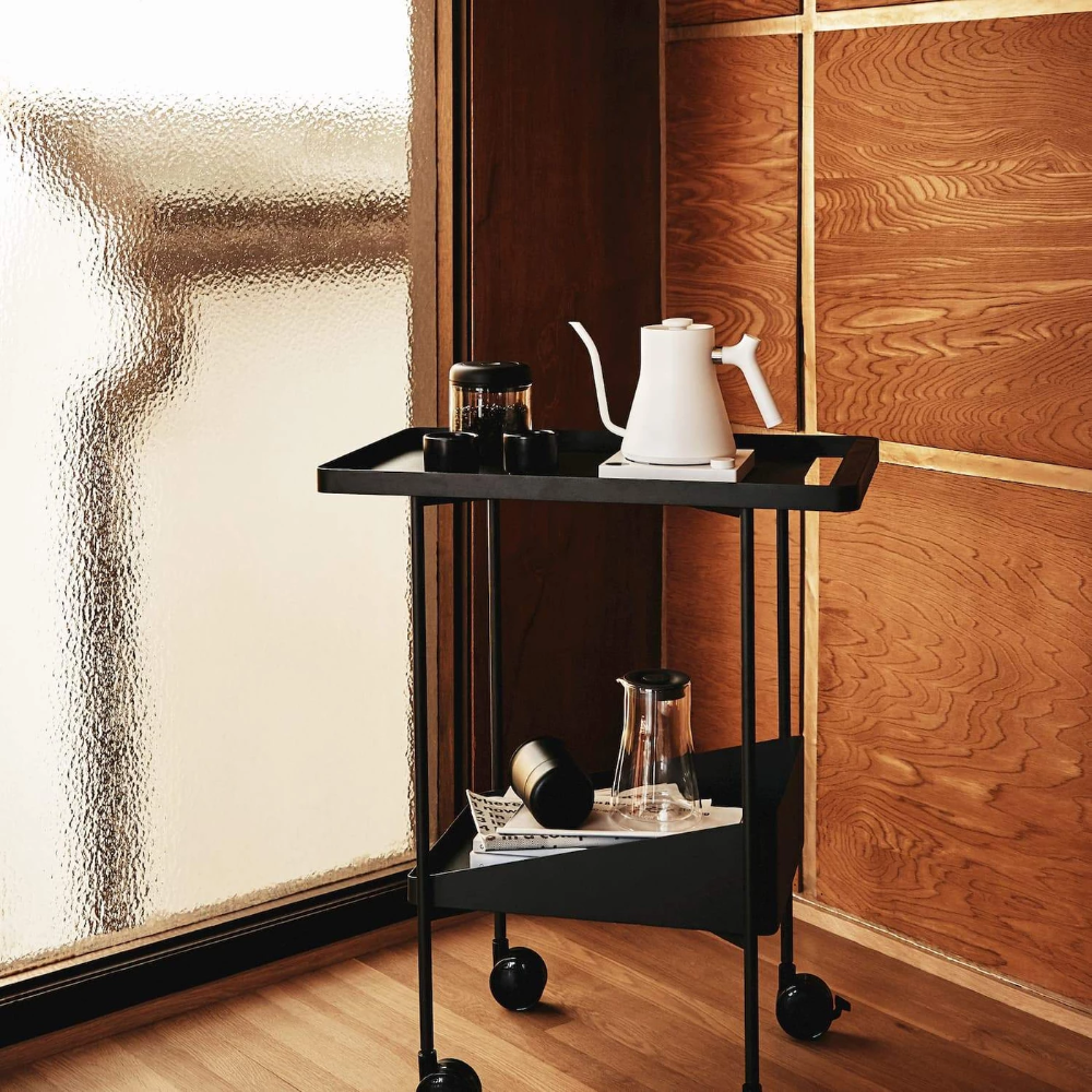 Decorating Smallspace Kitchen: Barbican Trolley Dims.